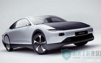 """全球首辆""""太阳能汽车"""",预订价115万,续航725公里,远超特斯拉"""