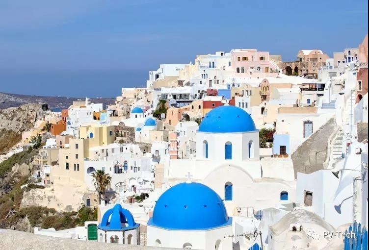 希腊小型项目招标:光伏价格达到0.06278欧元/kWh