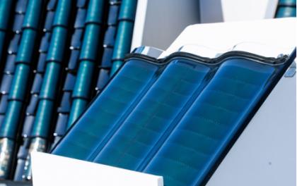 汉能集团薄膜发电组件 驱动光伏行业光速发展