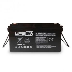 UPS电源专用AGM深循环铅酸蓄电池12V/65AH