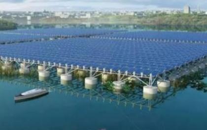 协鑫集成将助力Ocean Sun打造菲律宾首个水面光伏项目