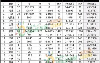 民企装机占比54%,25企瓜分10GW竞价项目!2019竞价项目规模分析