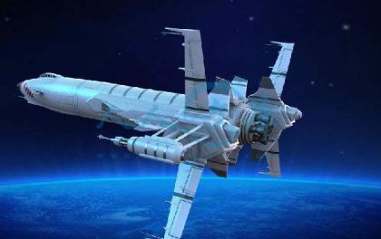 """太阳帆飞船在地球轨道上""""扬帆"""""""