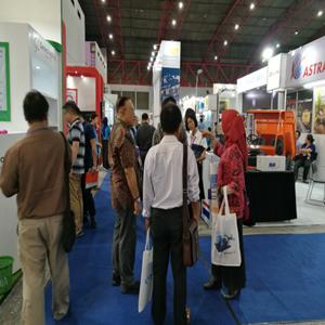 印尼光伏太阳能展-2020年