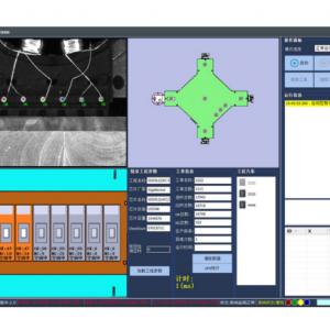 自动化设备智能机器视觉检测目标定位