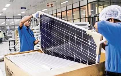 印度拟提高光伏设备进口关税