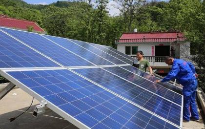我国太阳能发电已比电网供电便宜