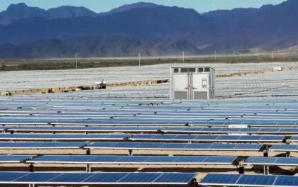 100MW!阳光电源1500V解决方案助力阿根廷最大电站成功并网