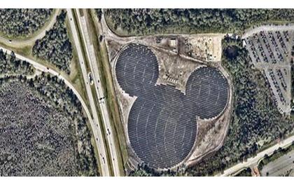 香港迪士尼绿色改造:建设全港最大型的光伏发电系统