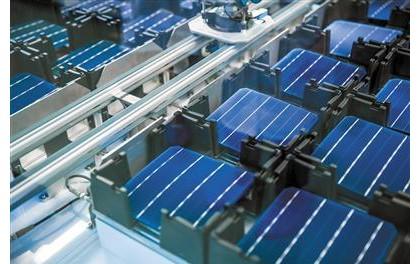 通威太阳能将成全球首个10GW光伏产业电池生产基地