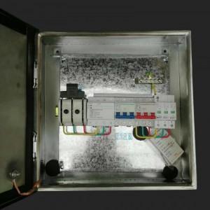 不锈钢分布式户用无表位太阳能光伏发