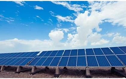 西藏当雄10兆瓦牧光互补并网光伏项目开建