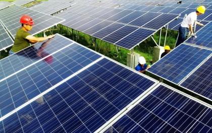 关于征集中国光伏行业协会标准《绿色设计产品评价技术规范 光伏电池》编制组成员的通知
