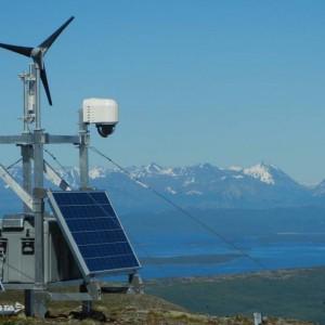 监控监测设备专用风光互补供电系统-- 广州三赫太阳能科技有限公司