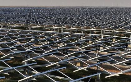 河北建设406个易地扶贫搬迁集中安置点屋顶光伏发电项目