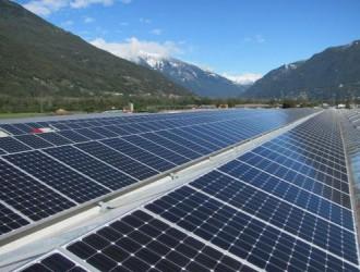 山西芮城光伏发电二期项目开工