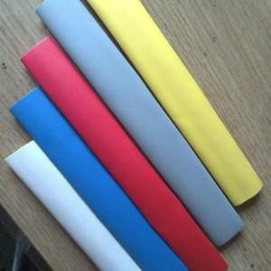 直径25.4MM3倍环保彩色带胶双壁热缩套管