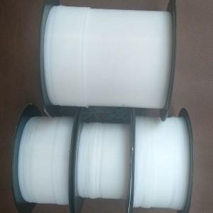 透明高频变压器引线铁氟龙耐高温绝缘引线套管四氟套管