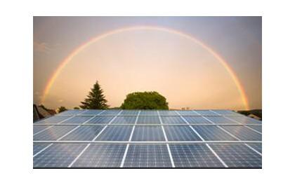 太阳能光伏板寿终正寝后 它们是什么垃圾?