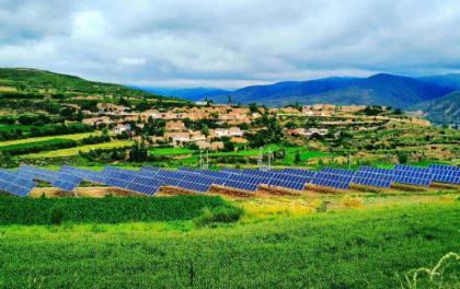 山西光伏发电500万KW 占负荷26.42%