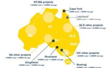 澳大利亚里昂集团计划出售单个大型光伏项目 华电成为潜在买家