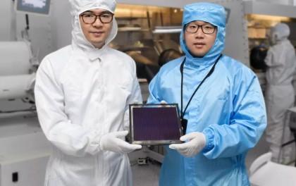全村人的希望:大尺寸钙钛矿转换效率再创新纪录!