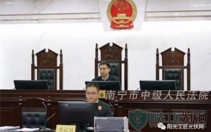判了!广西能源局原局长李向幸以受贿罪获刑十年