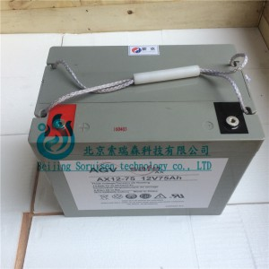 霍克蓄电池AX12-33/12V33AH 动力电池