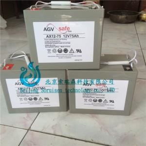 霍克蓄电池AX12-40/12V40AH 动力电池组