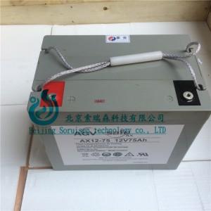霍克蓄电池AX12-50/12V50AH 电动小车使用