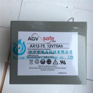 霍克AX12-60/12V60AH 堆高车专用电池