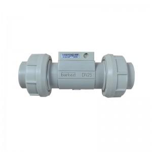 涡轮流量计在水工业的应用