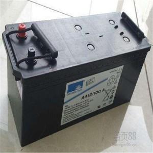 德国阳光蓄电池A612/150进口胶体12V1