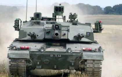 英国陆军倾力研发电动坦克 称能吸引更多新兵入伍