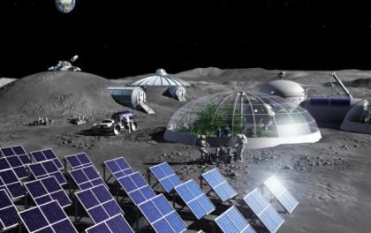 德媒称中国又有大胆太空计划 10年后在月球建发电站