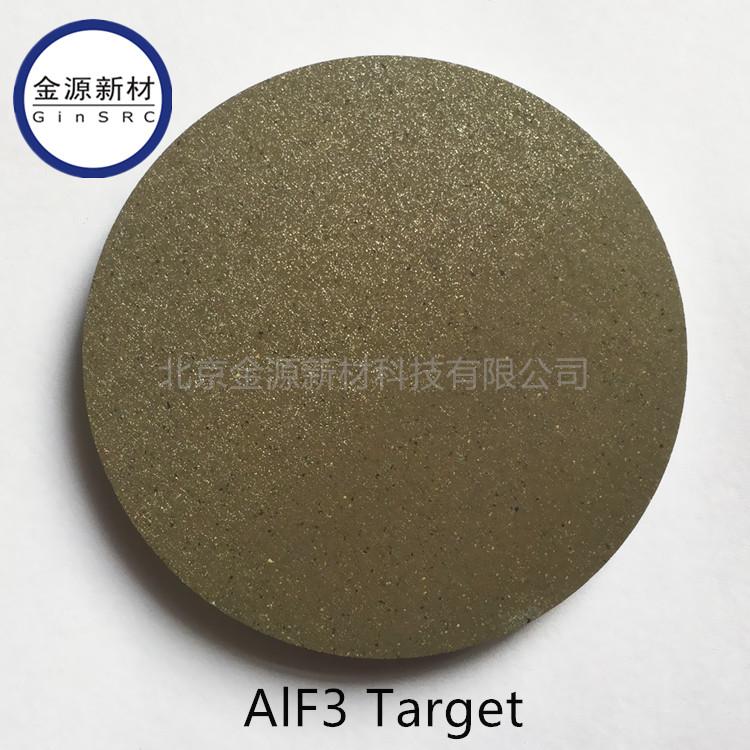 氟化铝掺杂靶材111