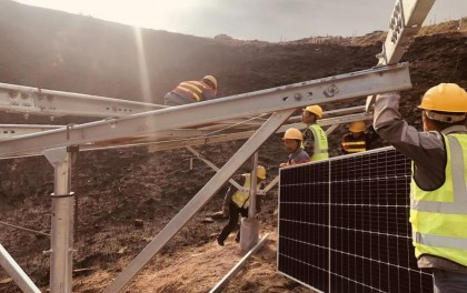 隆基携手阳光电源打造近400MW Hi-MO 4光伏项目,广东已率先落地