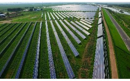 贵州安顺市关岭岗乌卓阳农业光伏发电项目成功签约