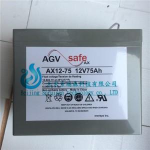 销售霍克蓄电池FPG65-12R/12V65AH 参数 包装