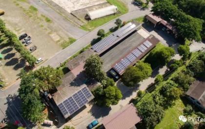 Q CELLS为泰国两个大型屋顶项目供应太阳能组件