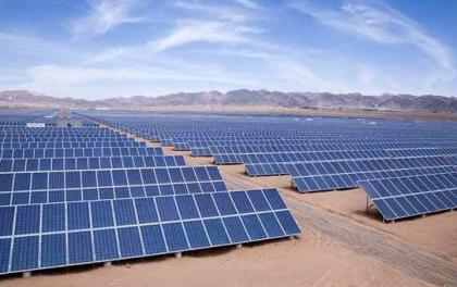 太阳能光伏玻璃市场将以年增长率百分之30.3迅猛发展