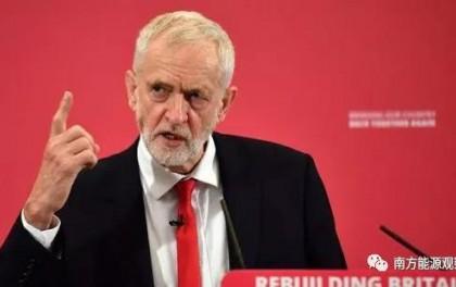 英国工党要将能源国有化?李嘉诚咋办?