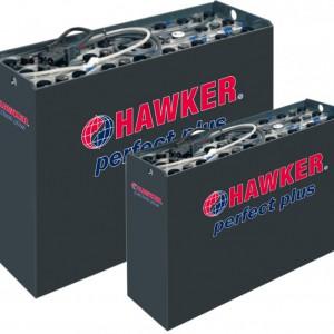 HAWKERPZS林德E25S叉车电池80V/5PZS575