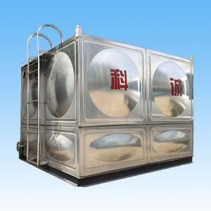 科诚装配式不锈钢焊接水箱-- 浙江科诚暖通设备有限公司