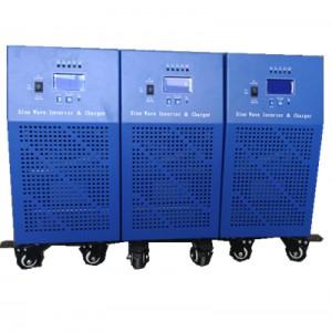 太阳能逆变器DC24V-6KW家用逆变器-- 深圳市太阳宇能源科技有限公司