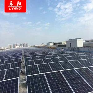推荐乐阳30KW太阳能光伏发电离网系统