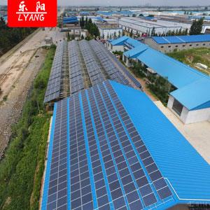 太阳能光伏发电系统10KW商业别墅孤岛无电区安装-- 深圳市乐阳新能源科技有限公司