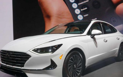 即将发售 混动索纳塔将配备太阳能车顶