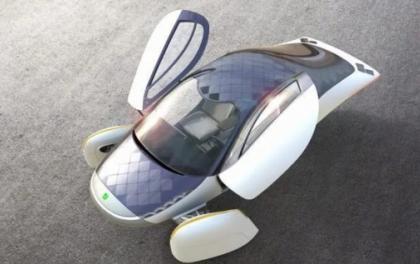 最高时速110英里/小时 太阳能电动车即将上路