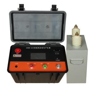四平轻型高压信号产生器性能特色